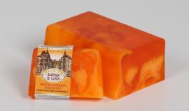 мыло с апельсином