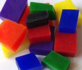 цветная мыльная основа, основа для мыла, мыльная основа, матовая цветная основа для мыла