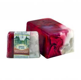 мыло с ароматом болгарской розы и жасмина